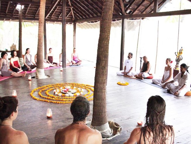 14 Days Urban Antidote Yoga Rejuvenation Retreat in India