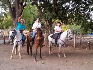 6 Day Old Spanish Trails and Pacific Beaches Horse Riding Holiday in Guanacaste