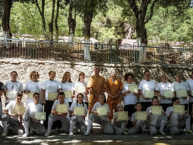 8 Days Tai Chi, Qigong, and Shaolin Kung Fu Camp in Greece