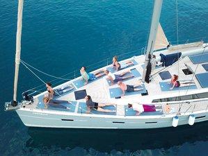 8 Days Sailing, Meditation, and Yoga Holiday in Split Area, Croatia