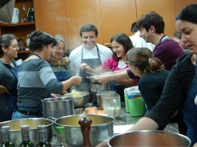 8 Weeks Argentine Cookery Holidays in Buenos Aires