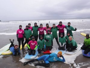 8 Days Surfing in Ireland