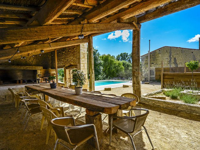 6 Days Cooking Holidays in France with Dan Toombs