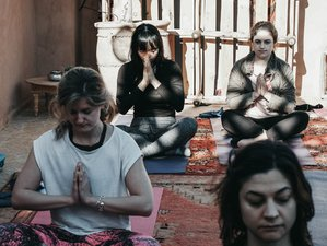 6 Days Magical Fitness and Foolishness Yoga Holiday in Marrakech, Morocco