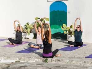 4 Wonderful Days of Yoga & Flavour Vacation in Ostuni, Apulia, Italy