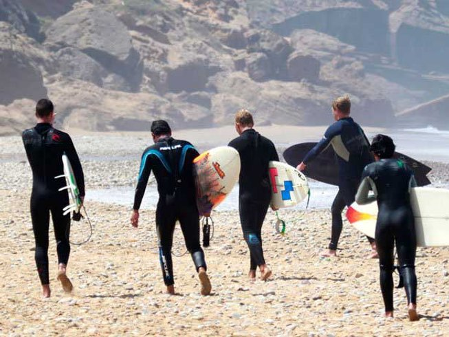 8 Days Surf Camp and Wellness Yoga Retreat in Morocco