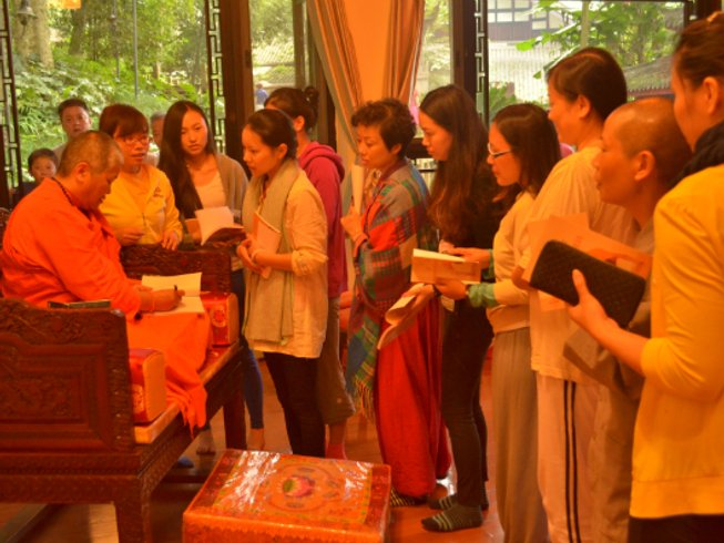 29 Days 200-Hours Yoga Teachers Training Course in Chengdu, China
