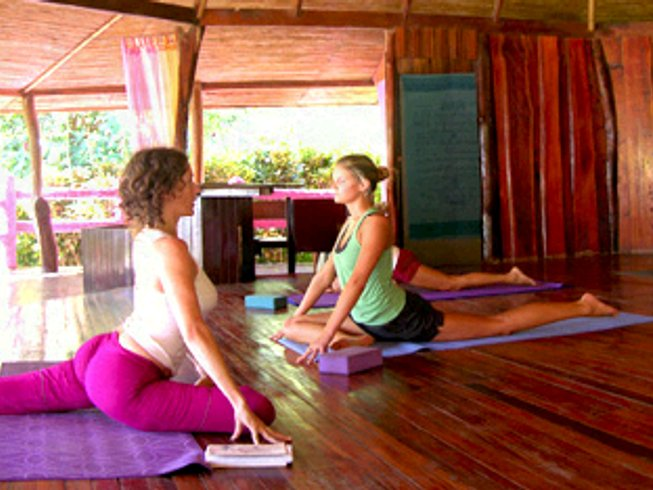 7 Days Yoga & Nutrition in Montezuma, Costa Rica
