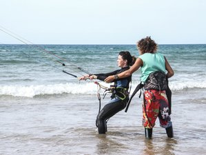 4 Days Kitesurfing Camp in Sidi Kaouki, Morocco