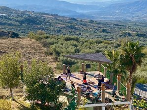 7 Day 50-Hour Yin Yoga Teacher Training Course in Periana, Malaga