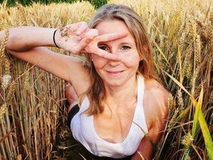 7 Tage Nacktyoga Retreat nur für Frauen im Erzgebirge