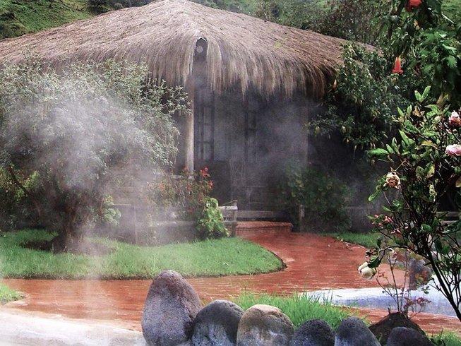 10 días de retiro de yoga y espiritualidad en los Andes, Ecuador
