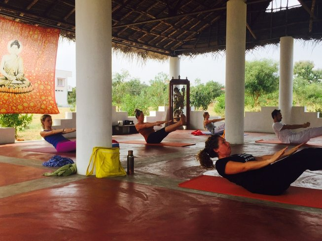 14 Days Experience India Yoga Retreat