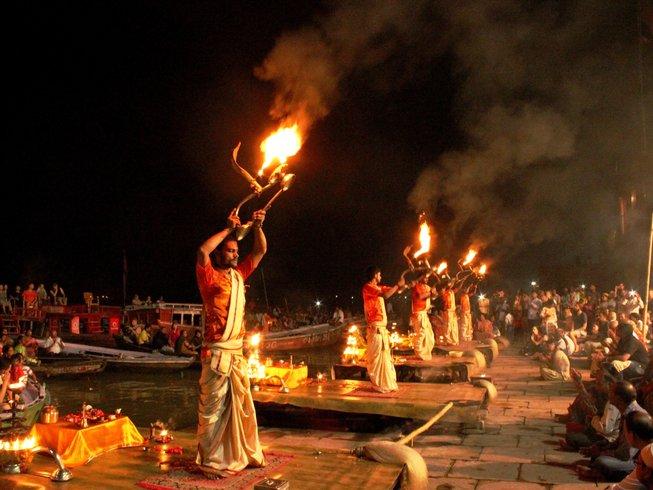 13 Days Spiritual Adventure and Yoga Retreat in Rishikesh, India