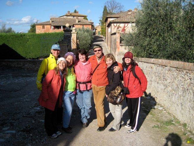 8 Days Graceful Yoga Retreat in Tuscany, Italy