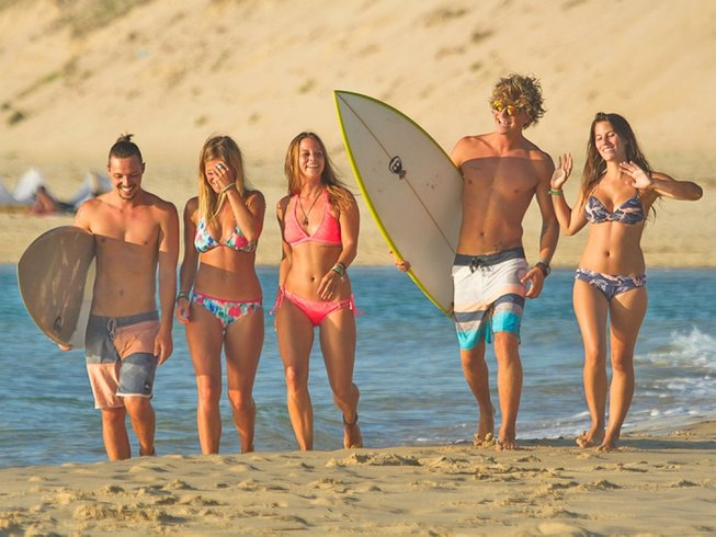 8 Days Surfari and Surfcamp Portugal