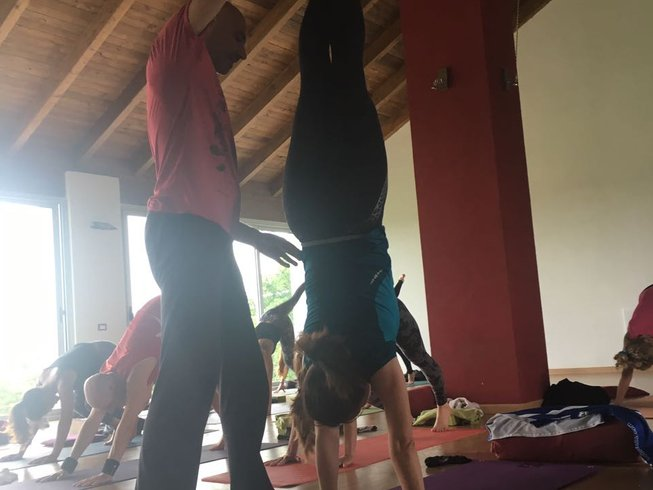 21 Days 200-Hour Yoga Teacher Training in Piedmont, Italy