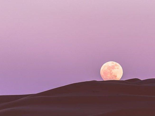 7 días retiro de yoga y voz creativa en el desierto del Sahara, Marruecos