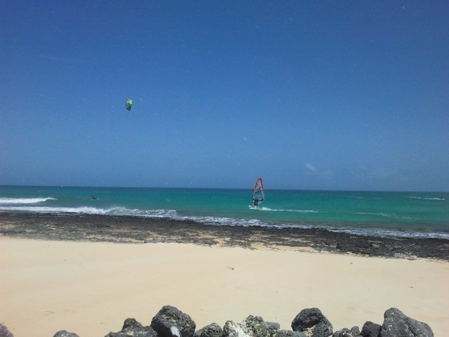 8 Days Windsurf, Surf, and Yoga Retreat in Fuerteventura