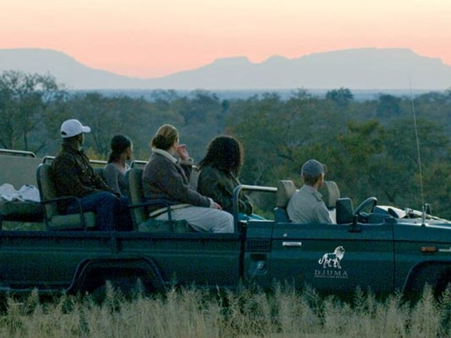 2 Days Wildlife Safari South Africa