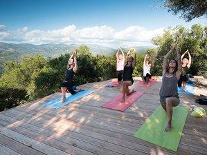 10 Tage Yoga Enjoy und Relax Sommer Retreat zwischen Bäumen und Wäldern in Messini, Messenien