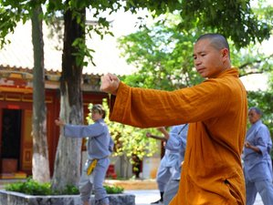 10 Days Kung Fu and TCM All-Inclusive Health and Longevity Retreat at Shaolin Temple Yunnan, China