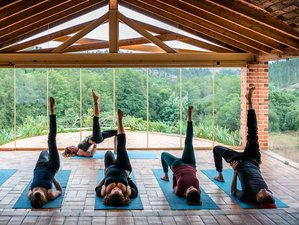 8 Days Walking and Yoga Retreat in Alentejo, Portugal