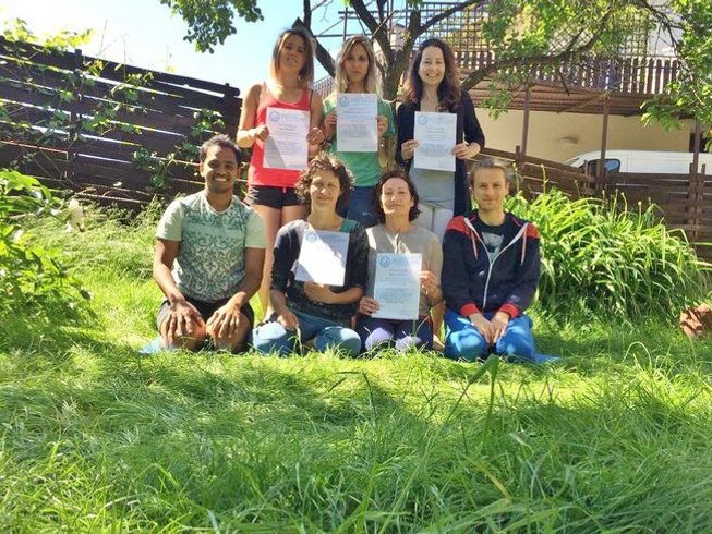 8 Days 85-Hours Prenatal Yoga Teacher Training in Poland
