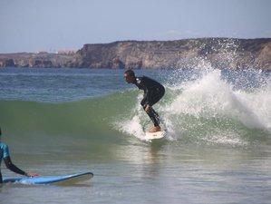 5 Days Escape Surf Camp in Algarve, Portugal