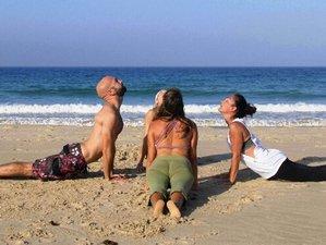 7 Day Ocean Silent Meditation and Yoga Retreat in Tarifa, Cadiz, Andalusia