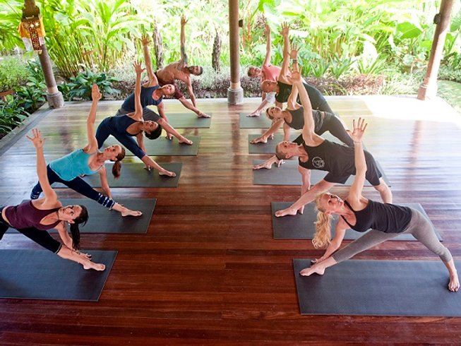 6 Days Deepen Your Yoga Practice Retreat in Bali
