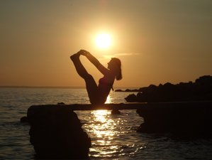 14 Days Hatha Yoga Beach Holiday with a Certified Teacher in Gokarna, India