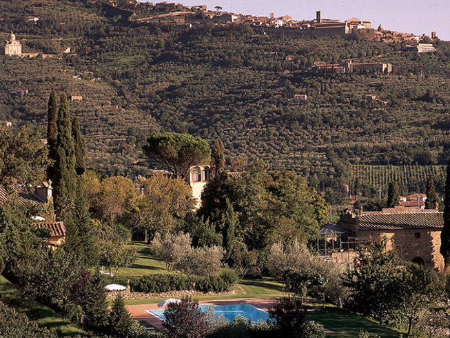 7 Days Italian Cooking Holiday Near Cortona