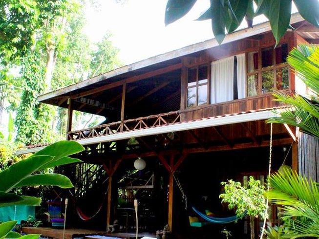 8 Days Harmony Flow Yoga and Living Arts Meditation and Yoga Retreat in Puerto Viejo, Costa Rica