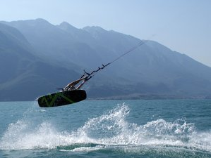 6 Days Kitesurfing Surf Camp Italy