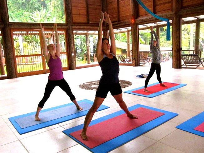 6 Days Eco-Sitio Island Yoga Retreat in Brazil