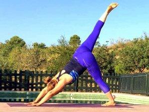 5 días de Yoga, Mindfulness y Coaching personal para la reducción del estrés en Alpujarras