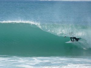 8 Days Budget Surf Camp in Peniche, Portugal