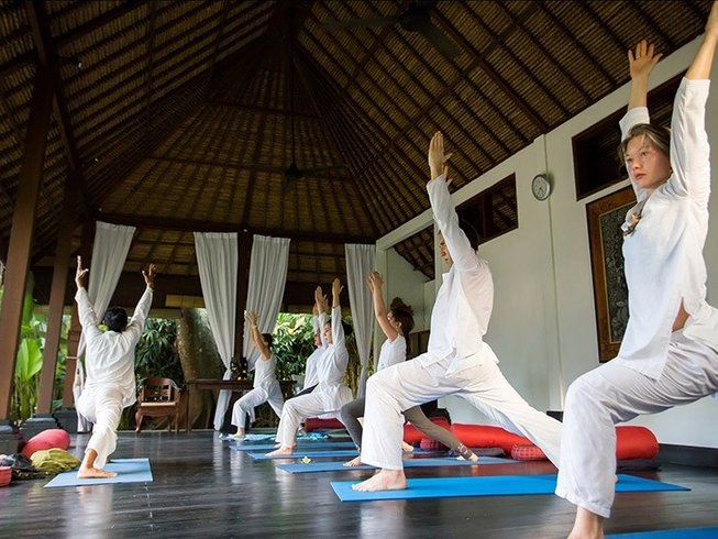 15 Days Deep Healing Ayurveda Yoga Retreat in Bali, Indonesia