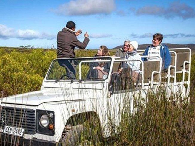 8 Days Singles Big Five Safari South Africa