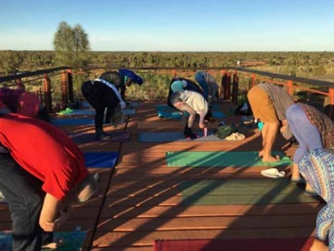 7 Days Desert Dreaming Yoga Retreat in Australia