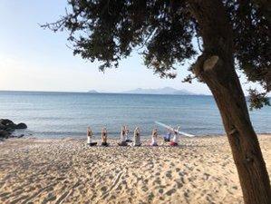 8 Tage Chakra Balance Yoga Retreat direkt am Strand auf Kos, Griechenland