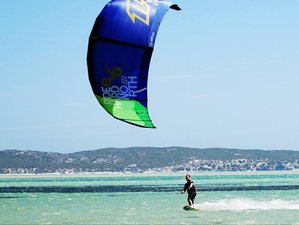 4 Days Beginner Kitesurfing Holidays in Langebaan, Western Cape, South Africa