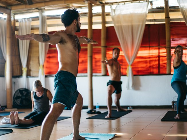 4 Days Couples Yoga Holiday in Bali