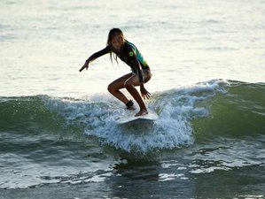 5 Day Surf and Yoga Holiday in Dominical, Puntarenas