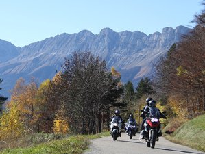 15 Days Scenic Motorcycle Tour France