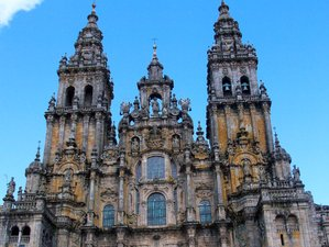 6 Days Camino de Santiago Self-Guided Walking Tour from Sarria to Santiago, Spain