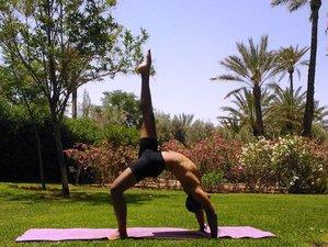 6 Day Virtual Yoga Retreat Using Retreat Method by Yoga with Perumal
