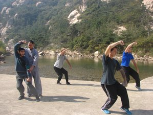 2 Years Advance Shaolin Kung Fu Training in China