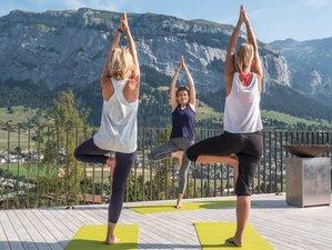 3 Tage Yoga, Pilates und Wellness Wochenende in Flims, Schweiz
